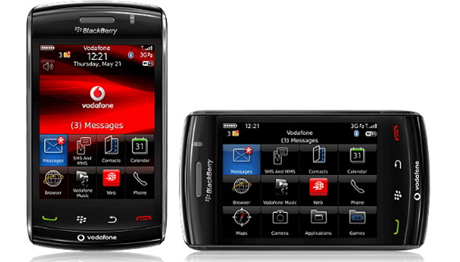 Blackberry Storm 2 95209520