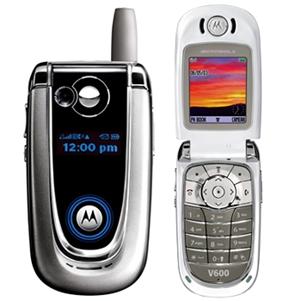 Motorola V600