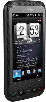 HTC Touch Diamond2 CDMA