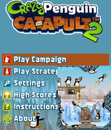 Crazy Penguin Catapult PC Game - Free Download Full Version