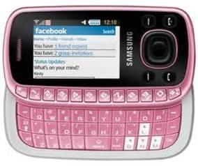 Samsung B3310 Pink