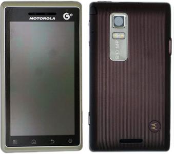Motorola MOTO MT716
