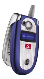 Motorola MOTOV550