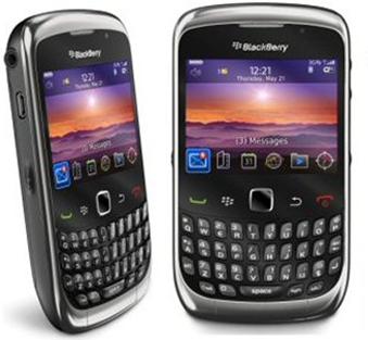 Blackberry Curve 3G-9300