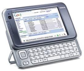 Nokia 810 Internet Tablet
