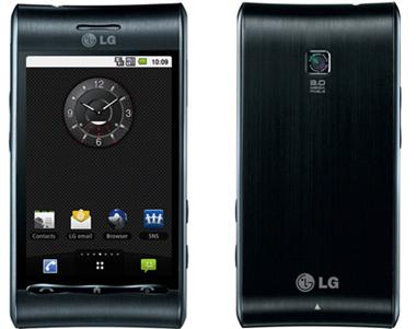 LG 540 OPTIMUS